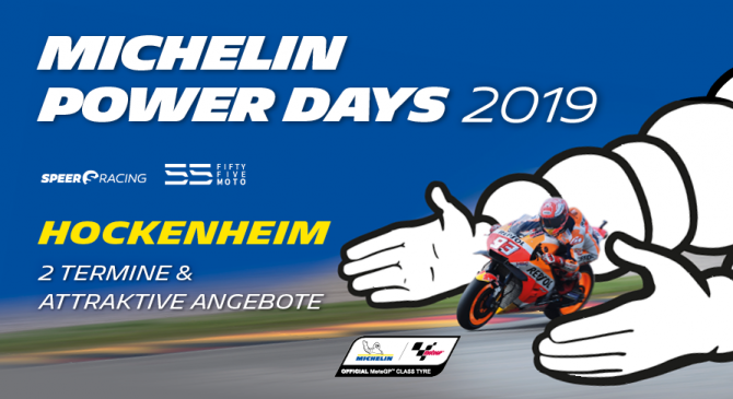 MICHELIN Power Days 2019